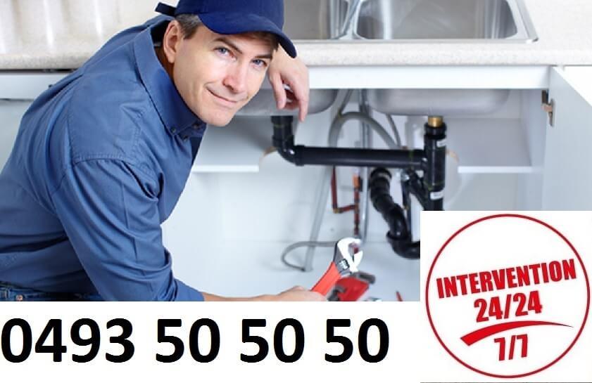 plumber brussels