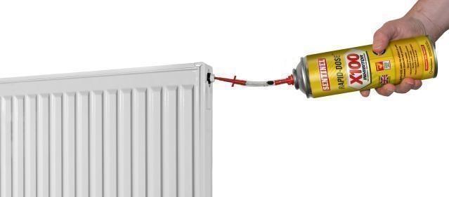 desembouant radiateur
