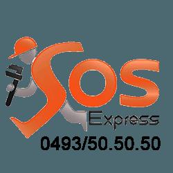 sos express depannage logo